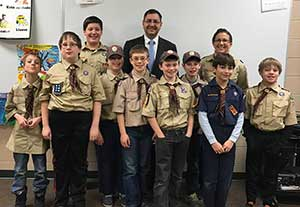 Boy Scouts of America Troop 768