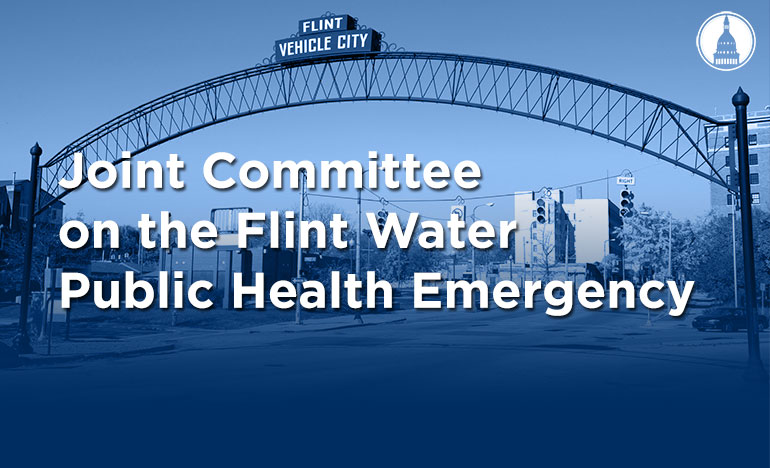 Final Report of the Joint Committee on the Flint Water Public Health Emergency