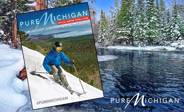 Pure Michigan Winter 2016 Travel Guide